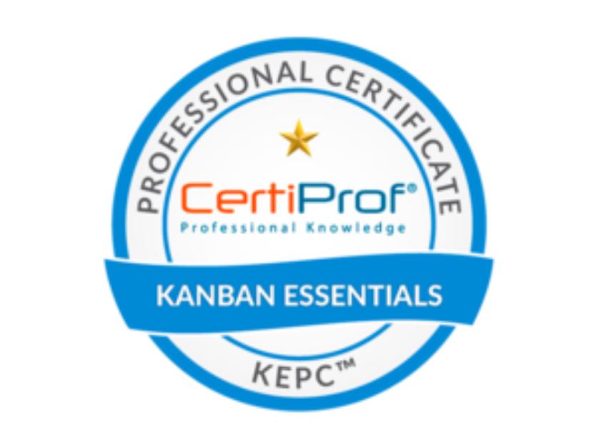Certificación Kanban Essentials KEPC